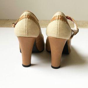 Steve Madden Shoes - Steve Madden Oxford Tailored Heels